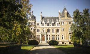 Façade Château de Meridon – sem